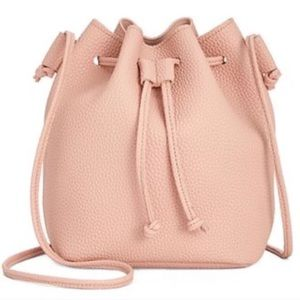 Macy's Ballet Pink Crossbody Purse